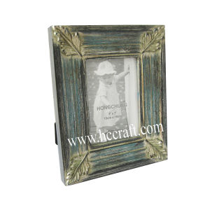 Gesso /Compo Wooden Photo Frame for Home Decoration pictures & photos