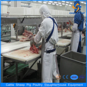 Pig Slaughter House Equipment and Meat Processing Line pictures & photos