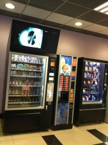 Coin-Operated Snack Vending Machine pictures & photos