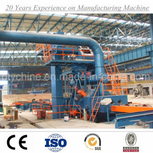 Steel Pipe Sand Blasting Machine Descaling Machine pictures & photos