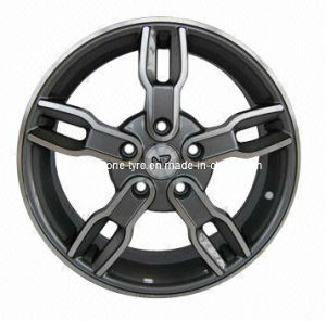 Car Alloy Wheels with More Than 500 Different Model Designs pictures & photos
