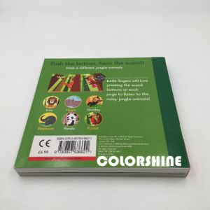 Hi Quality Child Sound Speaking Printing Board Book pictures & photos