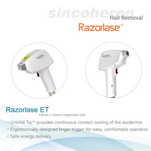 808nm Diode Laser Permanent Hair Removal Lumenis Lightsheer pictures & photos