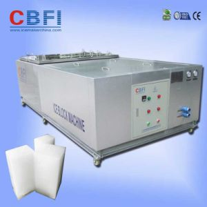 CE Certification Customized Ice Size Ice Block Machine (BBI150) pictures & photos