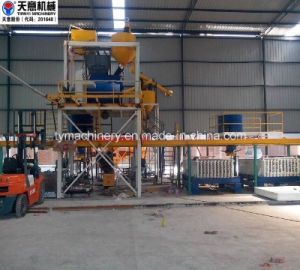 Light Concrete Wall Panel Machine/Light Partition Board Machine pictures & photos