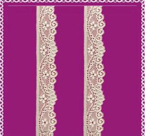 Wholesale High Quality Lace Trim pictures & photos