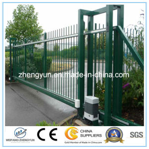Made in China Automatic Sliding Gates pictures & photos