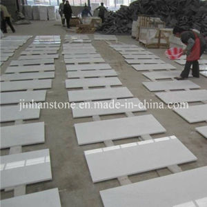 Polished Pure White / Crystal White Marble for Interior Tile
