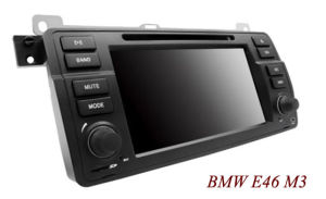 Car DVD Player for BMW E46 M3 Old 3 Series with GPS Navigation System