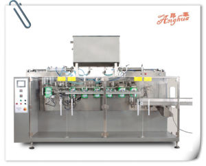 Doy-Pack Packing Machine for Powder Ah-S210 pictures & photos