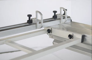 Double and Thickness Precision Sliding Table Panel Saw for Sale pictures & photos