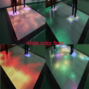 High Pixel Sensitive Interactive Stage Light Super Slim LED Dance Floor pictures & photos