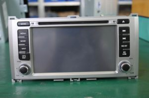 Touch Screen Special Car DVD Player for Junjie Frv with Bluetooth, GPS Navigation (LZT-8724)