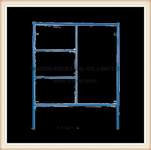 6′4′′x5 ′s-Style Powder Coated Ladder Frames pictures & photos
