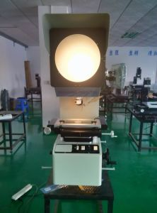Horizontal Profile Projector (HB16) pictures & photos
