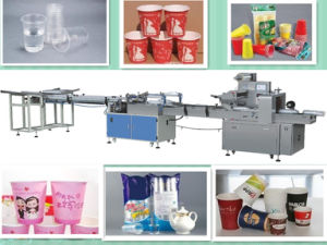 Automatic Cup Counting&Packing Machine (BC-450A)