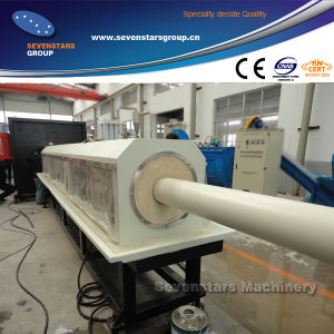 High Quality PVC Pipe Extrusion Line pictures & photos
