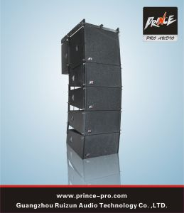 Competitive Dual 10′′ Loudspeaker Active Line Array System pictures & photos