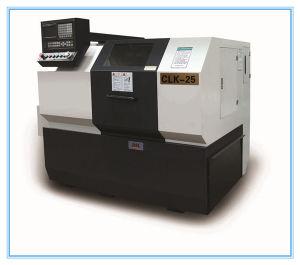 Mini Flat Bed CNC Turning Lathe Machine Cak625 pictures & photos