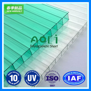 PC Hollow Sheet Used in The Agricultural Greenhouse pictures & photos