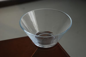 Glass Salad Bowl Set 7PCS