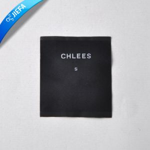Wholesale High Quality Garment Size Labels Size Tags pictures & photos