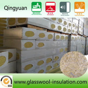 Themal Insulation Rockwool Board for Building Material (1200*600*80) pictures & photos