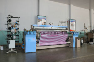 High Speed Air Jet Loom for Cotton Saree Fabric pictures & photos