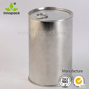 2L Chemical Metal Paint Tin Can with Snap Lids pictures & photos