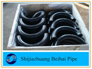 180 Lr Elbow Carbon Steel Sch40 B16.9 Pipe Fitting pictures & photos
