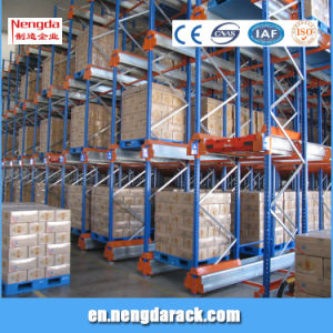 Radio Shuttle Rack Automatic Rack for Warehouse Pallet Rack pictures & photos