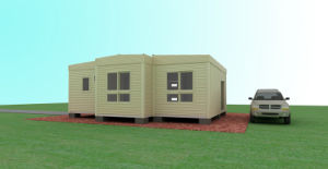 Mobile House 56 Sq. Meter pictures & photos