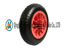 """PU Foam Wheels with Plastic Center (14""""X3.50-8) pictures & photos"""