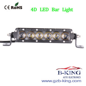 2015 New 30W 4D CREE LED Bar Light pictures & photos