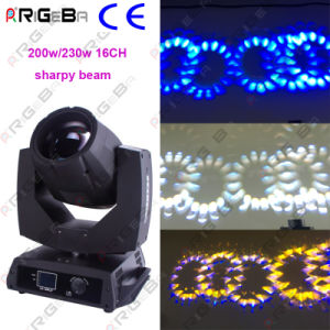 Newest 200W/230W Beam Moving Head Sharpy Light for Stage DJ Club pictures & photos