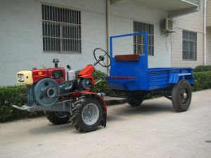 Transport Tractor Mx181ya, Transporting Walking Tractor pictures & photos