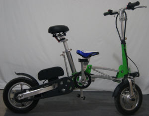 Child Seat Electric Bicycle (OS-FEB07)