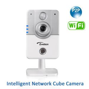 P2p Network WiFi Wireless IP Camera (Q4)