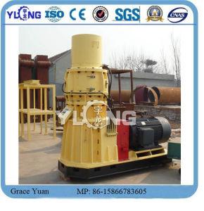 Skj3-550 Flat-Die 700-1200kg/H Wood Powder Pellet Press pictures & photos