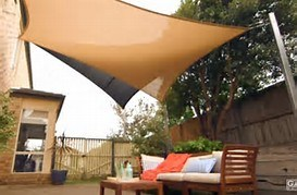 Sun Shade Sail for Garden & Patio pictures & photos