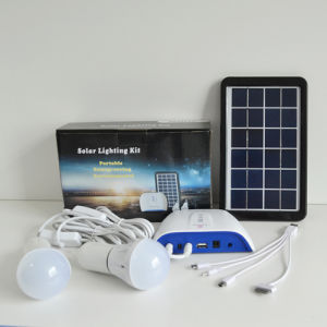 Energy Saving Solar Lighting System pictures & photos
