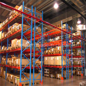 Gumesna Warehouse Heavy-Duty Gravity Self Slide Storage Rack pictures & photos