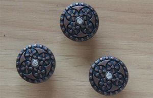 Fashion Jeans Button with Diamond (SBU-47)