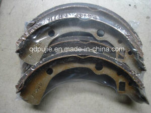 OE 4176763 Rear Car Brake Shoe pictures & photos
