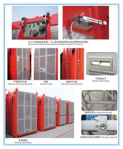Passenger Hoist Parts Material Hoist Spare Parts Gjj Hoist pictures & photos