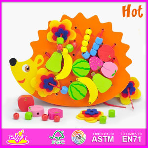2014 New Fashion Wooden Toy, Hot Sale Children Wooden Toy, High Quality Baby Wooden Toy, Solid Wood Kids Wooden Toy W11e036 pictures & photos