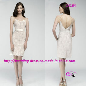 Embodiment Glamour Sexy Evening Bridesmaids Dress pictures & photos