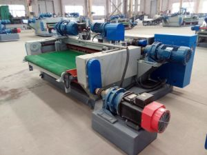 Spindle Less Wood Veneer Rotary Peeling Lathe Machine pictures & photos