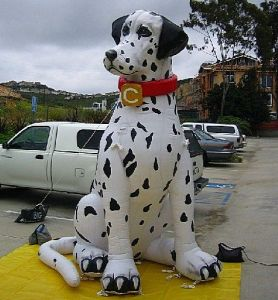 Balloon Inflatable Dog, Giant Balloon (K2038) pictures & photos