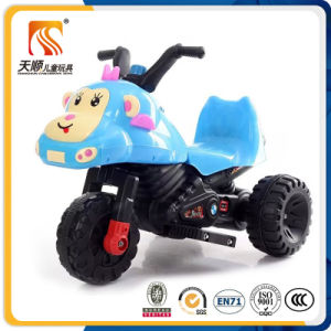 Blue Kids Electric Motorcycle Bicycle Motor for Children pictures & photos